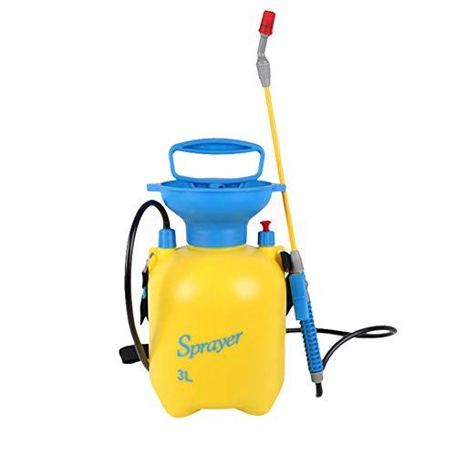 HEIRAO Drucksprüher Shoulder Garden Sprayer 3 Liter (Wasser Pistole Pump)