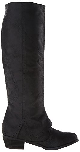 Not Rated Bailey Femmes Toile Botte Black