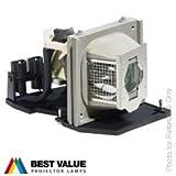 Beamerlampe 310-7578 für DELL 2400MP Projektoren, Alda PQ® Lampenmodul mit Gehäuse