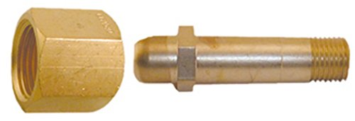 Preisvergleich Produktbild k-t Industries 3–7580Sauerstoff Mutter & Nippel cga-540