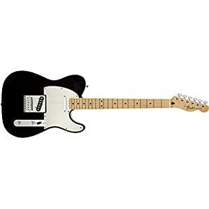 Fender 0145102502standard Telecaster tastiera in acero chitarra elettrica–Lake Placid blue-p