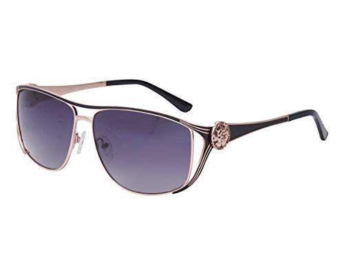 Guess Sonnenbrillen (GU-7625 28B) gold-kupfer - schwarz - grau verlaufend