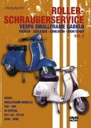 Roller-Schrauberservice Vol. 4: Vespa Smallframe Gabeln