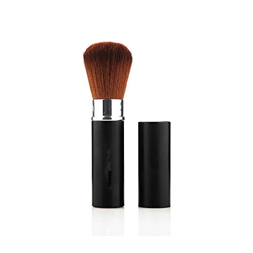 yyy123 Outil De Maquillage Brosse De Poudre Lâche Télescopique Brosse De Maquillage Brosse De Poudre De Miel