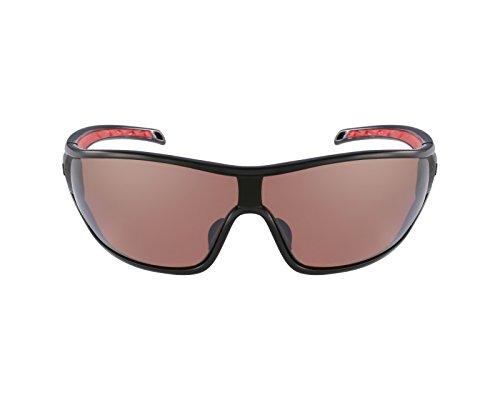 Adidas eyewear–Tycane L Polarized, couleur Noir brillant