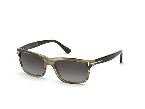 Tom-Ford-0337-20P-Green-Marble-Hugh-Wayfarer-Sunglasses-Lens-Category-3