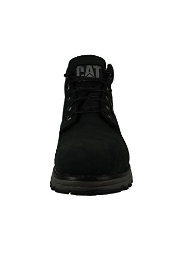 CAT Caterpillar Schuhe Founder Waterproof Black Schwarz P721592 Black