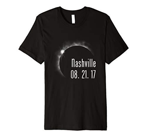 Nashville Solar Eclipse Souvenir Christmas Gifts T -
