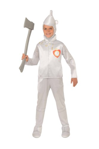 The Wizard Of Oz Tin Man Costume Child Small