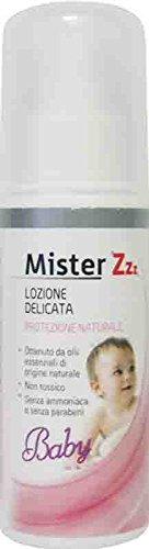 Mister z lozione spray antizanzare bambini 100 ml