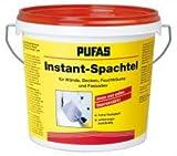 Pufas Instant-Spachtel innen und aussen 8,000 KG