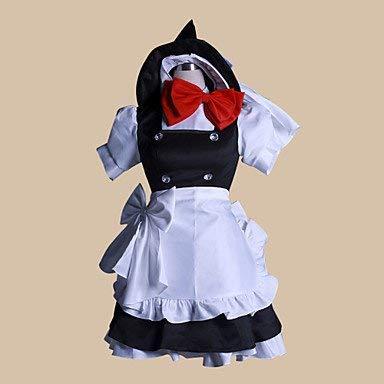 Kirisame Cosplay Marisa Kostüm - Sunkee Touhou Project Cosplay Kirisame Marisa Kostüm, Größe S ( Alle Größe Sind Wie Beschreibung Gesagt, überprüfen Sie Bitte Die Größentabelle Vor Der Bestellung )