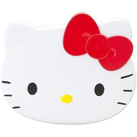 Hello Kitty forma de la cara de espejo y peine (jap?n importaci?n)