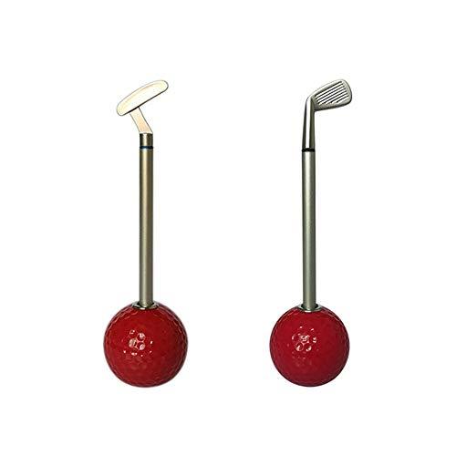 Bequem Club Stifte Dekorationen Schreibtisch Geschenke Multifunktions Stifthalter Mit Golfball Design Für Frauen Männer Neuheit Golf dauerhaft (Farbe : C8, Größe : Free)