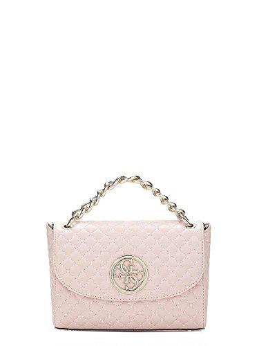 Guess Damen Bags Hobo Shopper, Pink (Blush), 5.5x18x28 centimeters (Guess Hobo-handtasche)