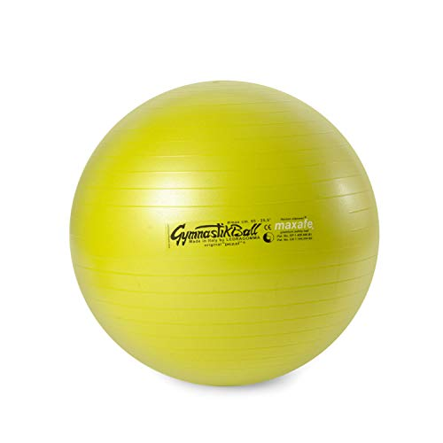 Original Pezzi Ball Maxafe Physio Gymnastik Therapie Bürostuhl lindgrün 65 cm
