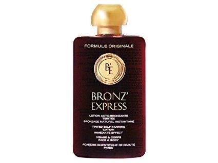 Academie Bronz\'Express Tanning Lotion 100 ml by ESUEDRO Einkaufsgesellschaft Deutscher Drogisten A (English Manual)