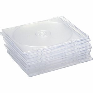 compucessory-cd-case-slimline-jewel-for-1-disk-w125xd5xh124mm-clear-ref-442463-pack-of-50