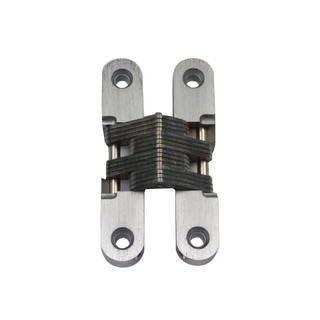 Ansamer-Topfband satiniertes Nickel 95* 19mm für 45kg-27064