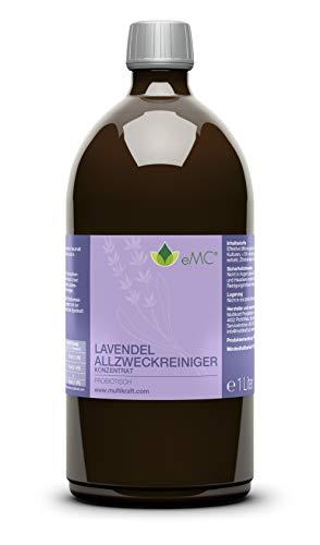EMC Universalreiniger Probiotisch Lavendel, 1 Liter - Extrem ergiebig! -