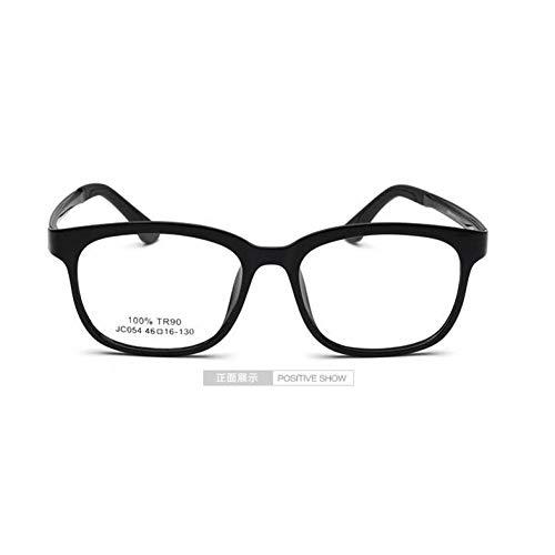 CAGSQ Sonnenbrillen Licht Platz Verschreibungspflichtige Optische Gläser Vollrand Rahmen Frauen Myopie Brillen Männer Brillengestell