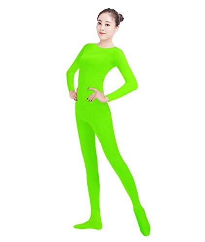 - Grün Skin Suit Kostüm Kind