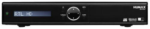 Humax HD-FOX+ SAT-Receiver (HD+) schwarz