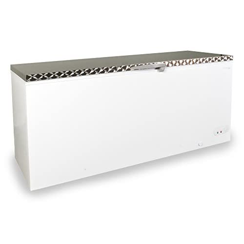 31FpqhXhEVL. SS500  - Capital Midas 650 Chest Freezer | A+ Rated | Stainless Steel Lid