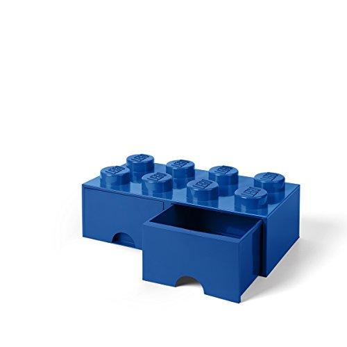 LEGO Brick Drawer 8 Blue
