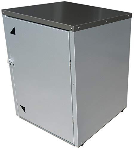 Rollatorbox Rollatorgarage aus Metall