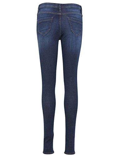 BLEND SHE Damen Jeanshose Blau