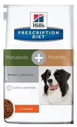 Hill´s Prescription Diet Metabolic + Mobility Canine 12kg NEU