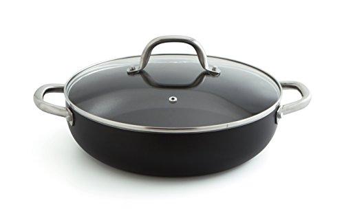 Quid Pro Chef - Tartera de acero inox con tapa
