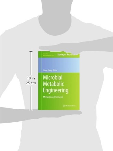 Microbial Metabolic Engineering: Methods and Protocols (Methods in Molecular Biology)