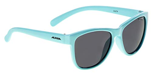 ALPINA Mädchen Luzy Sonnenbrille, Mint, One Size -