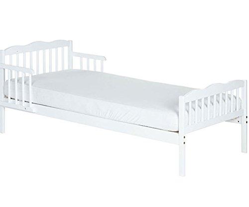 Saplings Junior Bed - White - Babaloo
