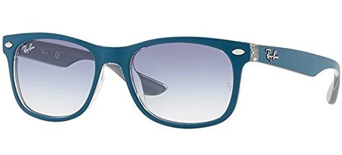 ray-ban-junior-new-wayfarer-junior-rj-9052s-wayfarer-propionate-hombre-blue-crystal-light-blue-shade