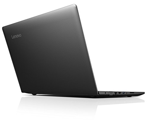 (CERTIFIED REFURBISHED) Lenovo IdeaPad 310 15ABR 15.6-inch Laptop (A10-9600P/8GB/1TB/Windows 10/2GB Graphics), Black