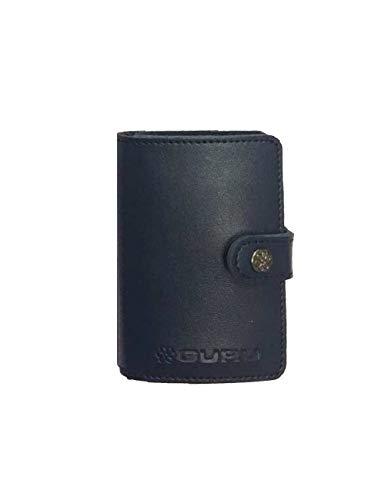 guru Portafoglio-carte di credito (blu)