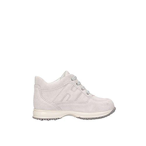 Hogan Junior HXT092000E10MU0B204 Sneakers Bambina Ghiaccio