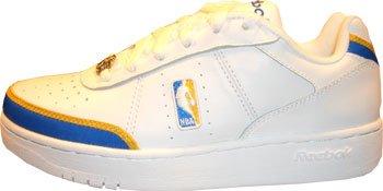 Reebok Downtime Low, NBA Basketball Sneaker & klassischer Herren-Basketballschuh aus weichem, strapazierfähigen Leder mit verstärktem Vorderfuß- und Fersenbereich, Größe 40,5 / US 8 / UK 7 / 25,5 cm