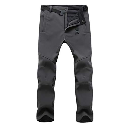 Cayuan Pantalones Softshell Hombre Mujer Trekking