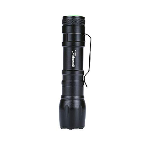 Styledress Taschenlampe akku led aufladbar flashlights lumens blitzlicht CREE Q5 AA / 14500 3 Modi ZOOMABLE LED-Taschenlampe Super Bright waterproof ultrafire