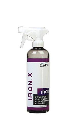 Preisvergleich Produktbild CarPro Iron X Eisenentferner, 500 ml