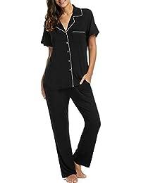 d1d8556c302ab7 Suchergebnis auf Amazon.de für: Pyjama - Schwarz: Bekleidung