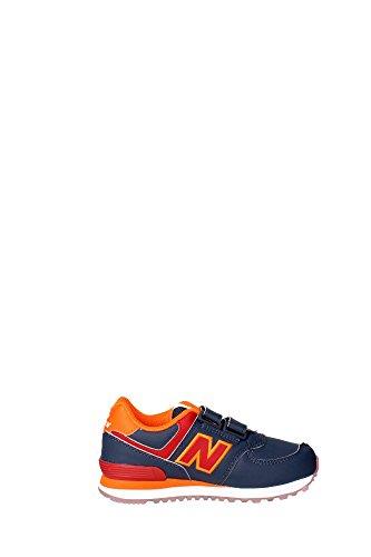 "Jungen Sneakers ""KV574"" Blu/arancio"