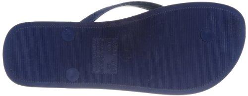 Ipanema, Ciabatte da spiaggia uomo Nero nero Azul (22413)