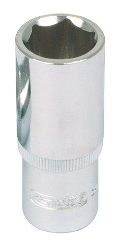 KS Tools 918.1429Chrome + Douille hexagonale longue, 1/4, 9mm pas cher