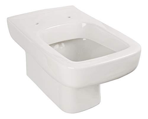 AquaSu 56849 4 Quadra 2.0 Tiefstpüler Weiß Wand-WC,