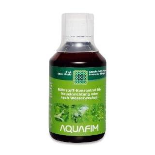 Aquafim S-16 Basic Liquid Flüssigdünger Konzentrat Reichweite 2.500 L Frischwasser
